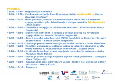 Program radionice AdriAquaNet